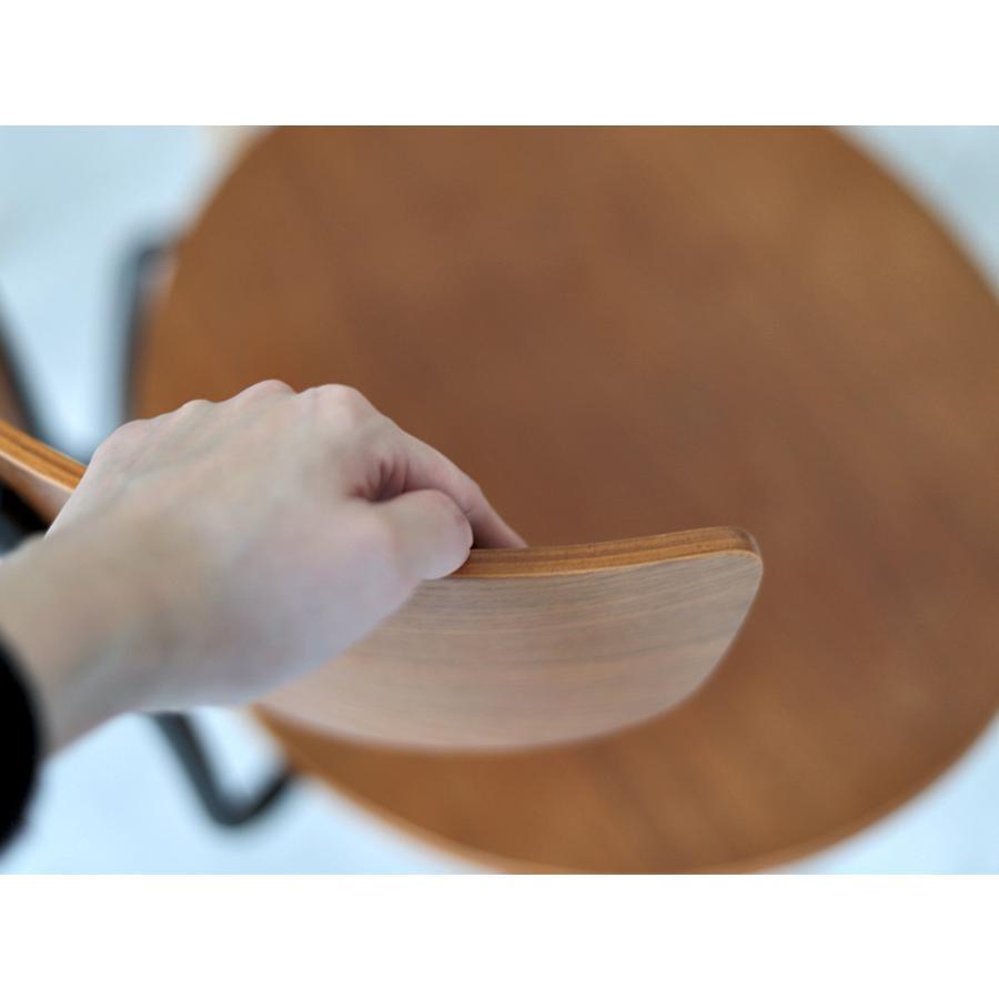 ダイニングチェア アイアン ウッド 木製チェア イス 椅子 スタッキングチェア アッシュ タモ ナチュラル ウォールナット 【数量限定セール】|3244p|23