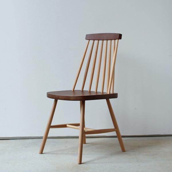 ダイニングチェア 椅子 いす チェア CL-311 NA BK WH BR MIX 北欧 木脚 木製 いす イス 完成品|3244p|26