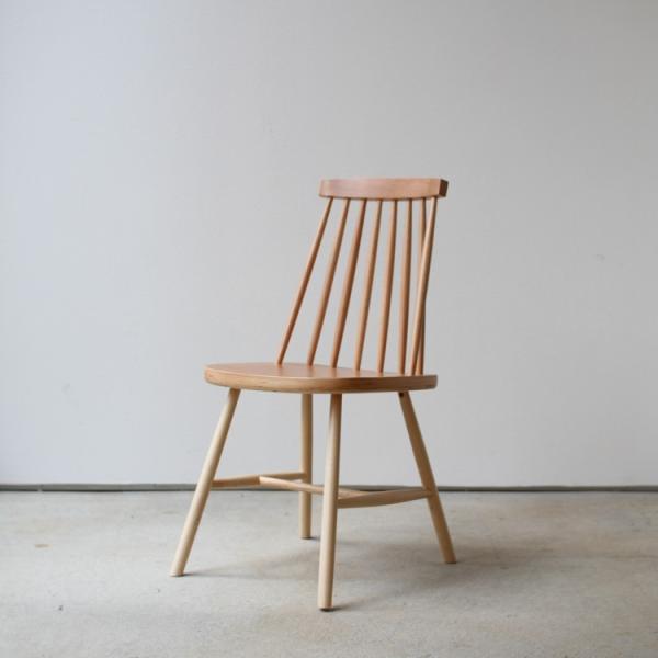 ダイニングチェア 椅子 いす チェア CL-311 NA BK WH BR MIX 北欧 木脚 木製 いす イス 完成品|3244p|22