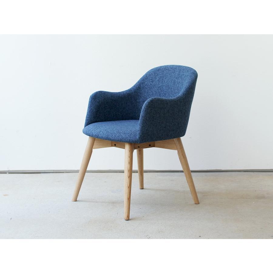 カラメリダイニングチェア 椅子 KRM-010 BR GY BL Karameri dining chair 東谷 room essence|3244p|23