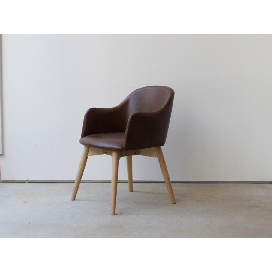 カラメリダイニングチェア 椅子 KRM-010 DB CA Karameri dining chair 東谷 room essence|3244p|17