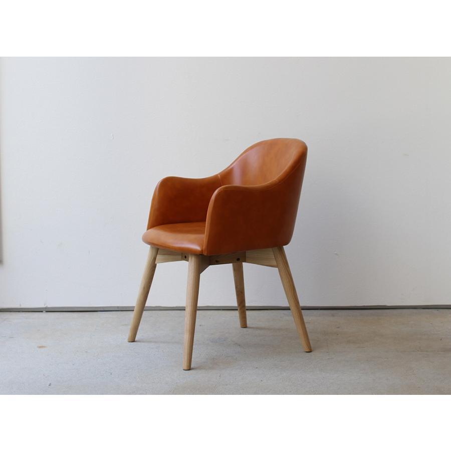 カラメリダイニングチェア 椅子 KRM-010 DB CA Karameri dining chair 東谷 room essence|3244p|18