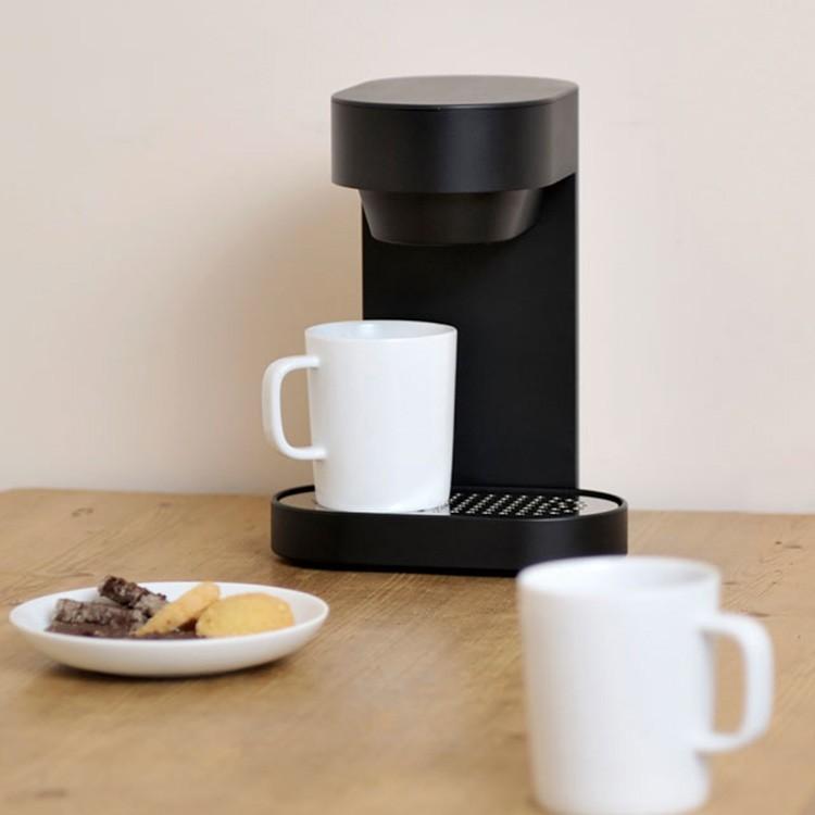 ±0 コーヒーメーカー2カップ BK BE 452139 452122 プラスマイナスゼロ XKC-V110