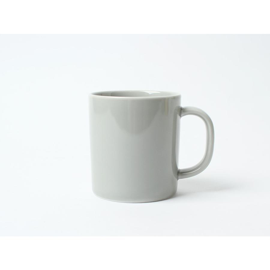 Common マグ 330ml マグカップ 西海陶器 SAIKAI WH GY YE NV RD GR|3244p|23