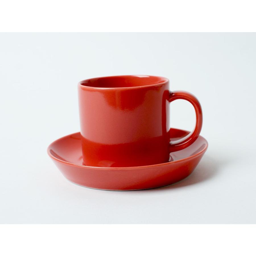 Common コーヒーC&S 180ml カップ ソーサー セット 西海陶器 SAIKAI WH GY YE NV RD GR|3244p|26