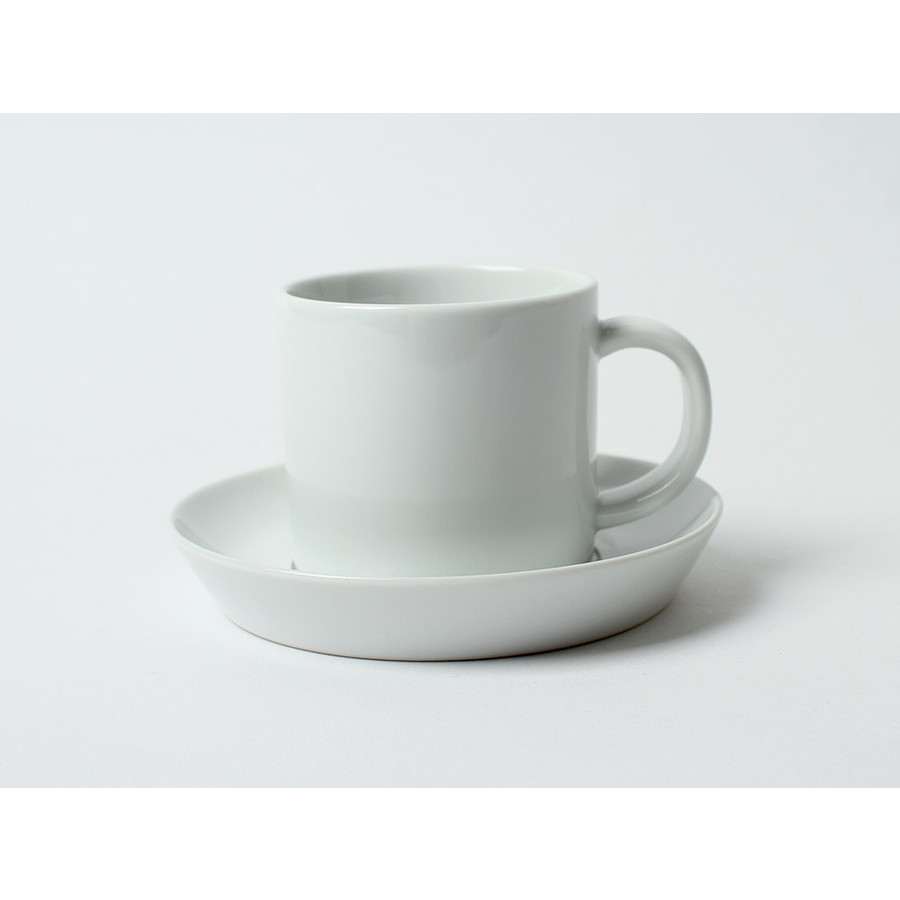 Common コーヒーC&S 180ml カップ ソーサー セット 西海陶器 SAIKAI WH GY YE NV RD GR|3244p|22