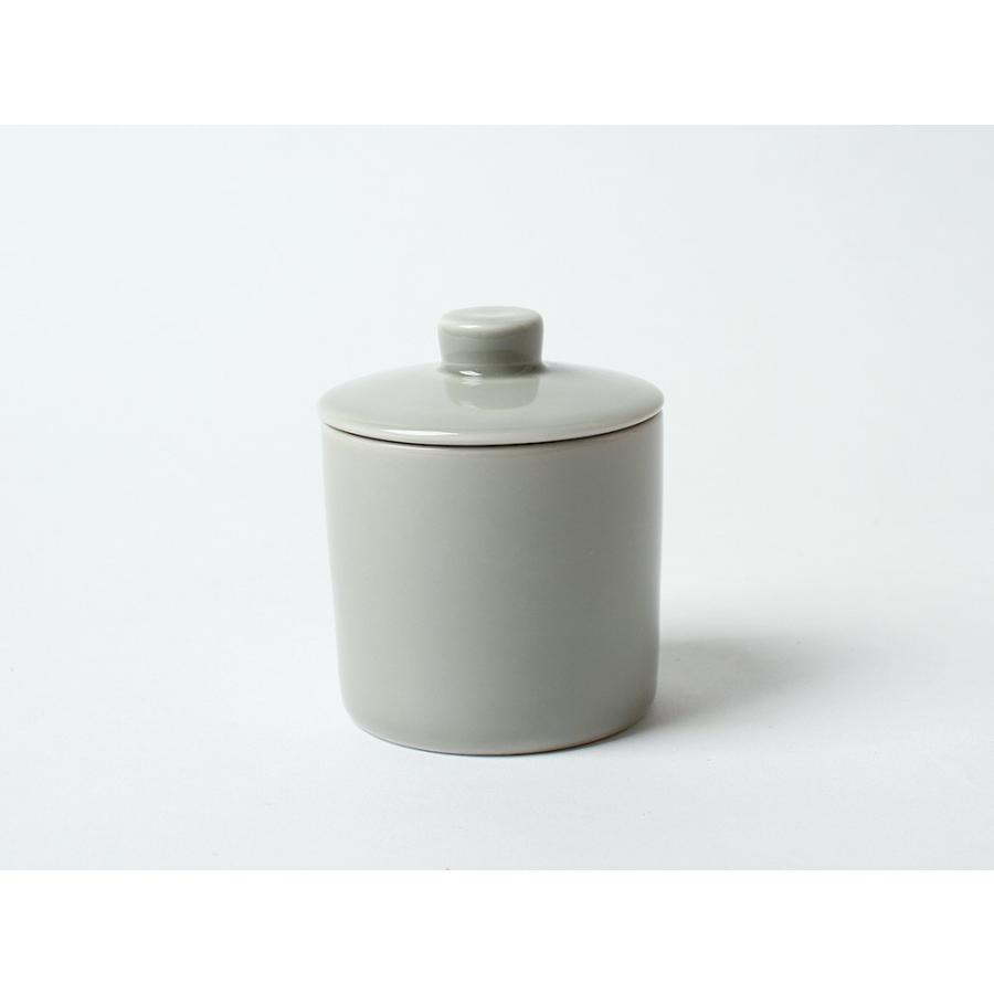 Common シュガーポット 100ml 砂糖入れ 西海陶器 SAIKAI WH GY YE NV RD GR|3244p|23
