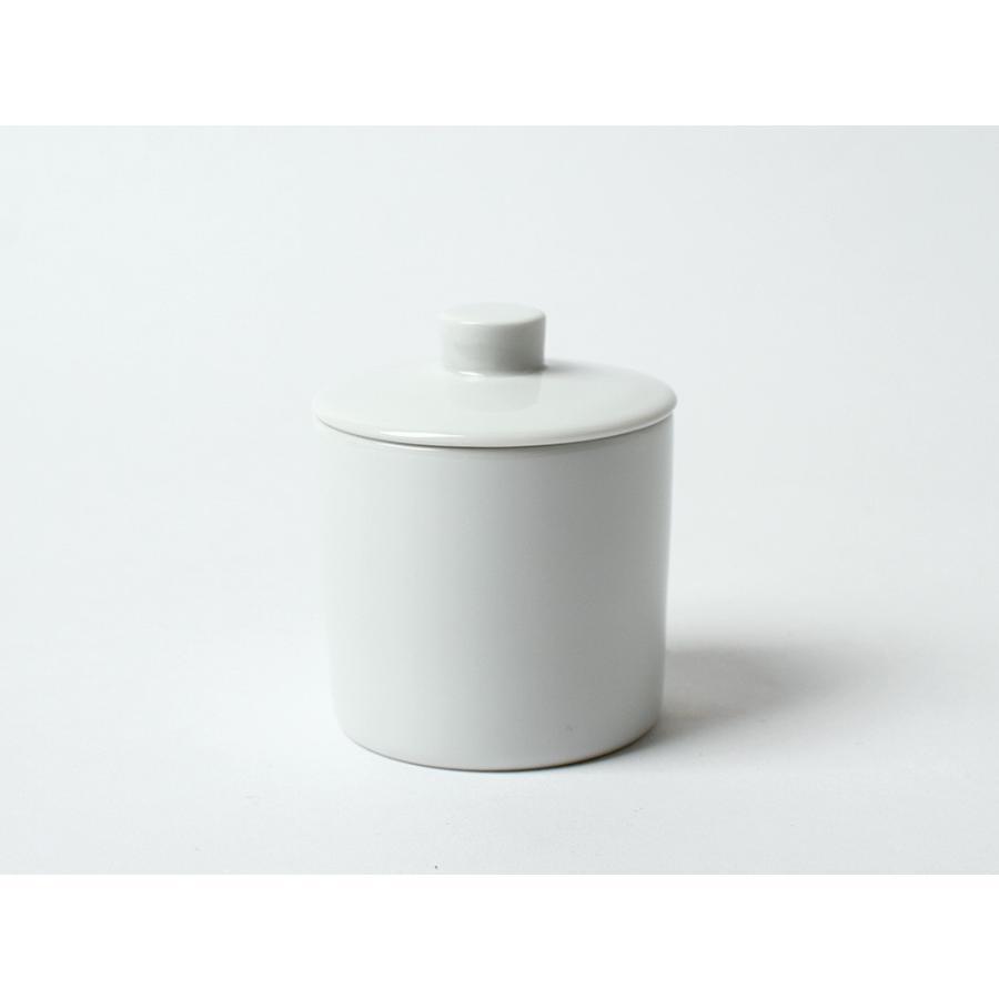 Common シュガーポット 100ml 砂糖入れ 西海陶器 SAIKAI WH GY YE NV RD GR|3244p|22