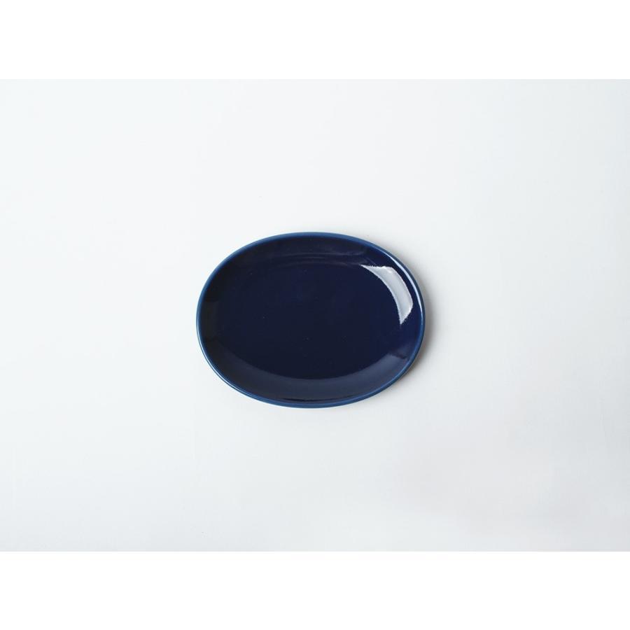 Common オーバルプレート 150mm 西海陶器 SAIKAI WH GY YE NV RD GR|3244p|23