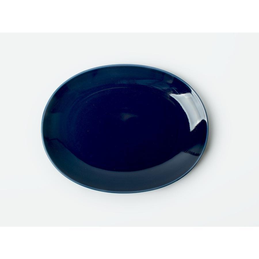 Common オーバルプレート 270mm 西海陶器 SAIKAI WH GY YE NV RD GR|3244p|23
