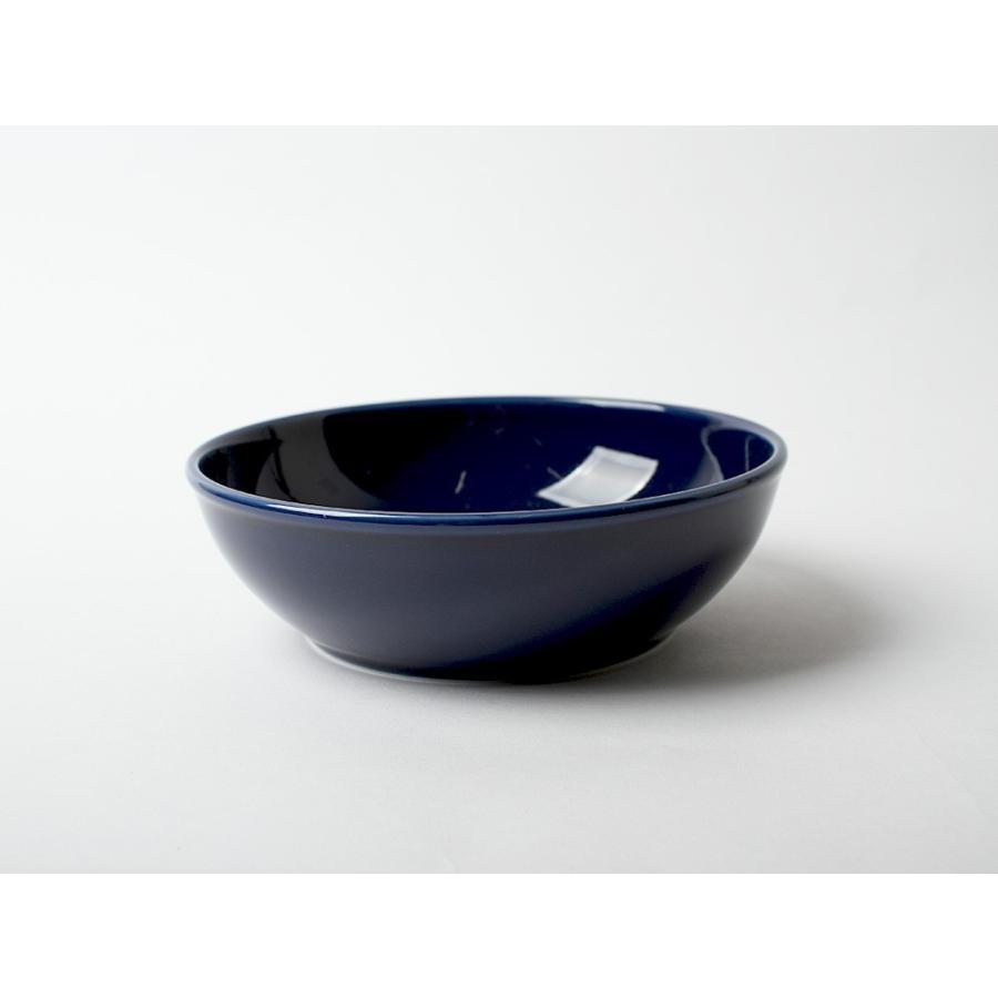 Common ボウル φ180mm 西海陶器 SAIKAI WH GY YE NV RD GR|3244p|25