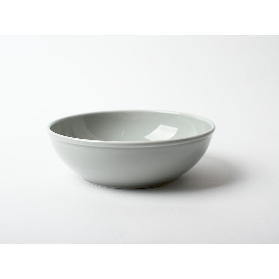 Common ボウル φ180mm 西海陶器 SAIKAI WH GY YE NV RD GR|3244p|23