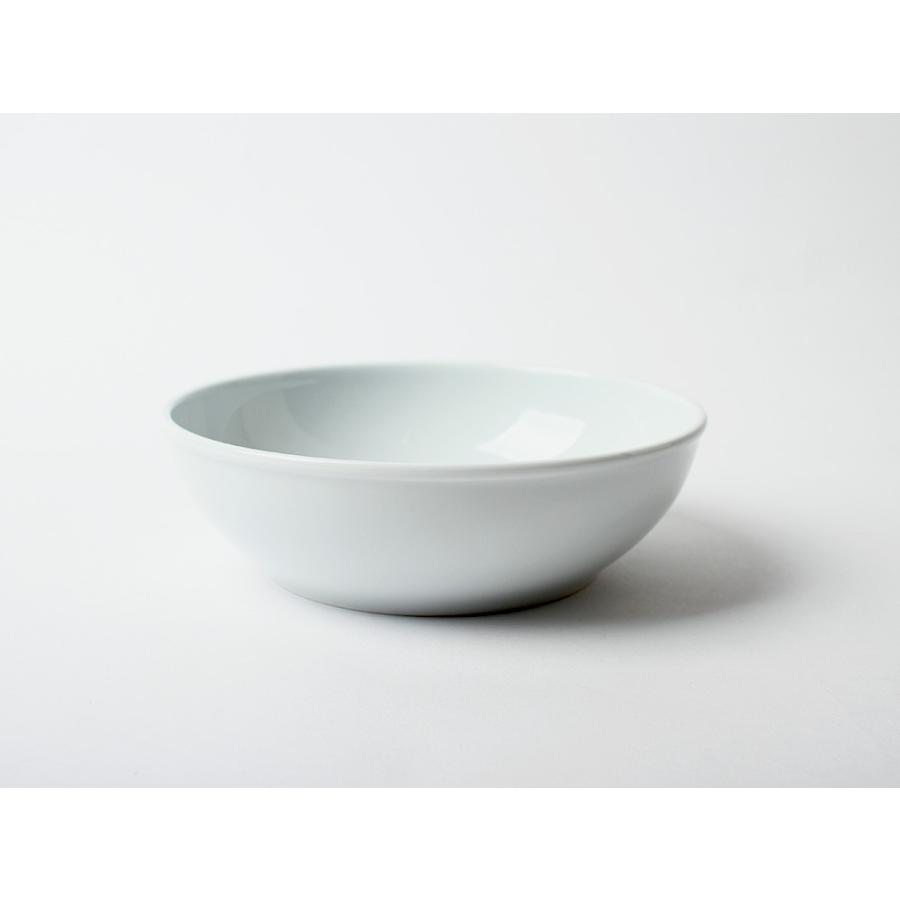 Common ボウル φ180mm 西海陶器 SAIKAI WH GY YE NV RD GR|3244p|22