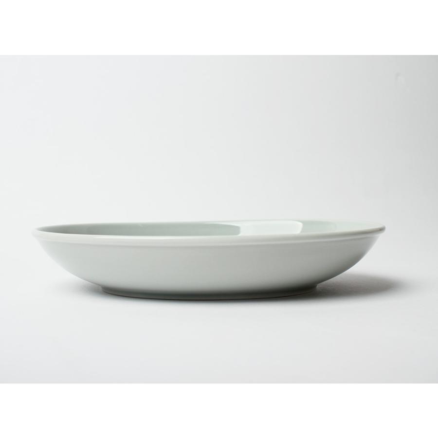 Common オーバルボウル 270mm 西海陶器 SAIKAI WH GY YE NV RD GR|3244p|23