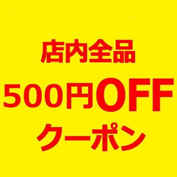 本日限定500円OFFcoupon