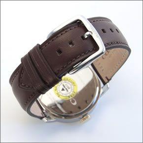 コーチ  上品でシンプルなフォルム。大人カジュアルなメンズ腕時計 14601519