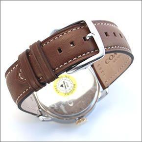 コーチ  上品でシンプルなフォルム。大人カジュアルなメンズ腕時計 14601520