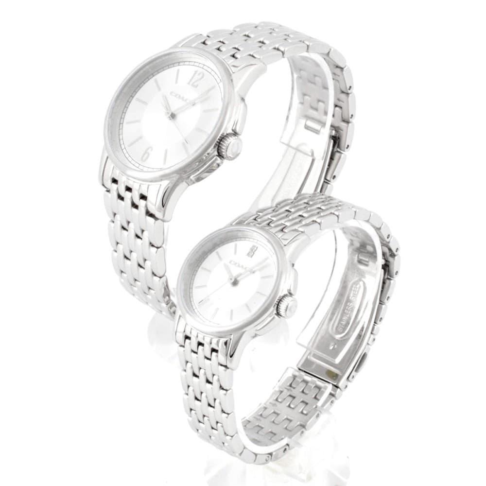 72e7d24ffe5f コーチ COACH 14000048 ニュー クラシック シグネチャー ペアウォッチ メンズ・レディース 腕時計