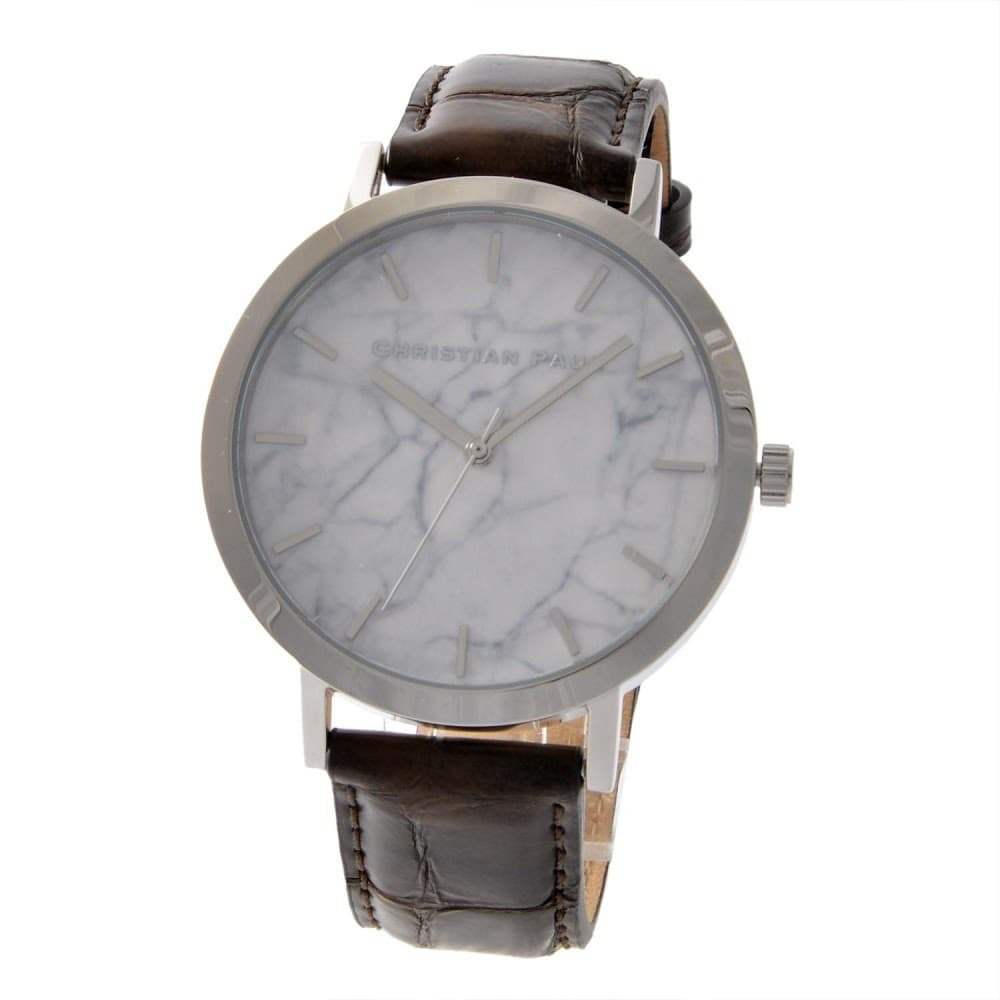 クリスチャンポール CHRISTIAN PAUL MAR01 Marble Collection (マーブルコレクション) 43mm ユニセックス 腕時計