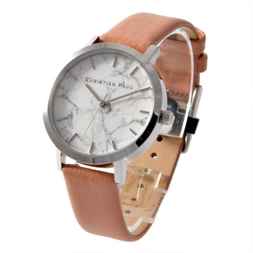 クリスチャンポール CHRISTIAN PAUL MAR13 Marble Collection (マーブルコレクション) 35mm ユニセックス 腕時計