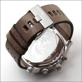 ディーゼル  メンズ 腕時計 人気のデカ系クロノグラフウオッチ  DZ4310