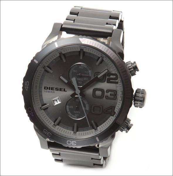 ディーゼル  メンズ 腕時計 人気のデカ系クロノグラフウオッチ  DZ4314