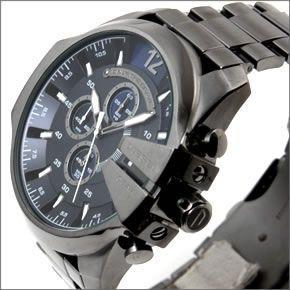 ディーゼル  メンズ 腕時計 人気のデカ系クロノグラフウオッチ  DZ4329