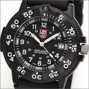 【LUMINOX】ルミノックス メンズ ウオッチ Navy SEALs DIVE WATCH ORIJINAL SERIES 1 ネイビーシールズ ダイブウォッチ T25表示 3001