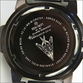 ルミノックスロッキードマーティンコレクションF-117 ナイトホークエヴォリューション (ブラックアウト)【ミリタリー系】【ブラック系】【200m防水】6402.Blackout (ブラックアウト)