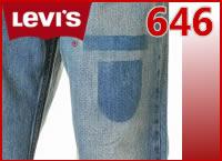 リーバイス levis646