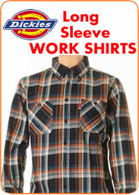 Dickies LongSleeve WorkShirts
