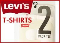 リーバイス Levi's T-SHIRTS(半袖Tシャツ)