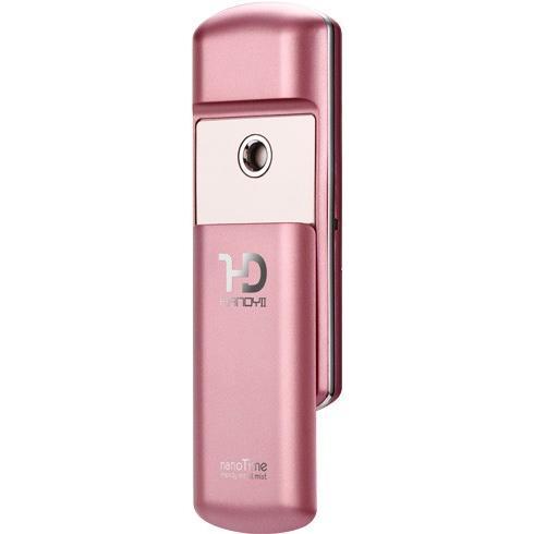 ハンディミスト nanoTimeHD ナノタイムHD モイスト ミスト 化粧水 充電式 美顔器 スチーマー スプレー 保湿 化粧直し 乾燥肌 プレゼント 405 18
