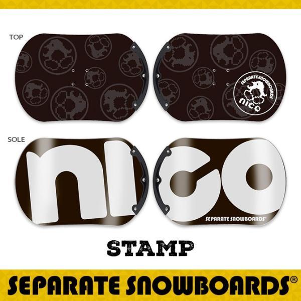 '19 セパレートスノーボード nico(二コ) コンパクトスペシャルエディション|4all|08