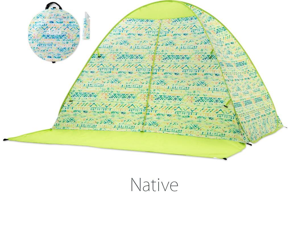 native 43DEGREES 簡易テント