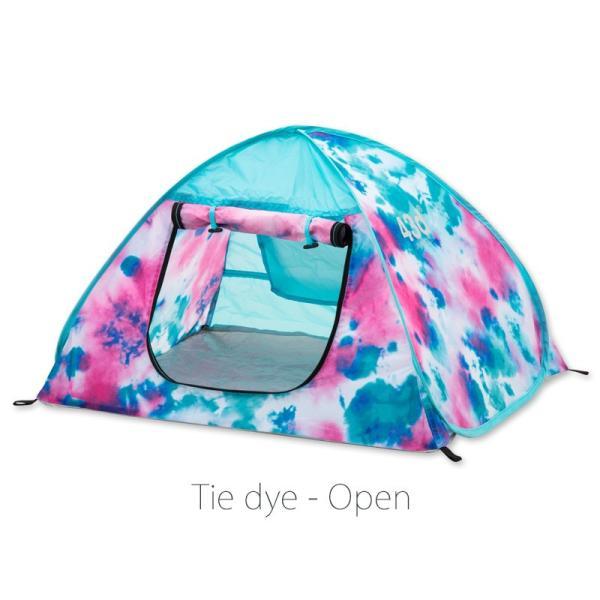 43DEGREES ペット用 テント ワンタッチ サンシェード  ポップアップテント  マット 日よけ 散歩 ケージ 4ss 17