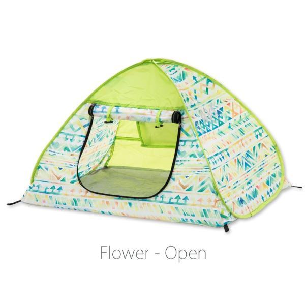 43DEGREES ペット用 テント ワンタッチ サンシェード  ポップアップテント  マット 日よけ 散歩 ケージ 4ss 19