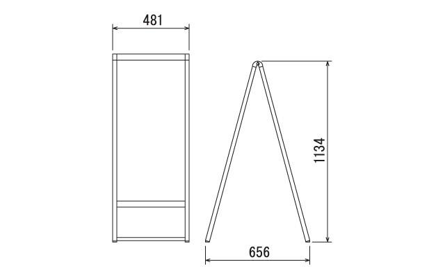 45×90サイズ
