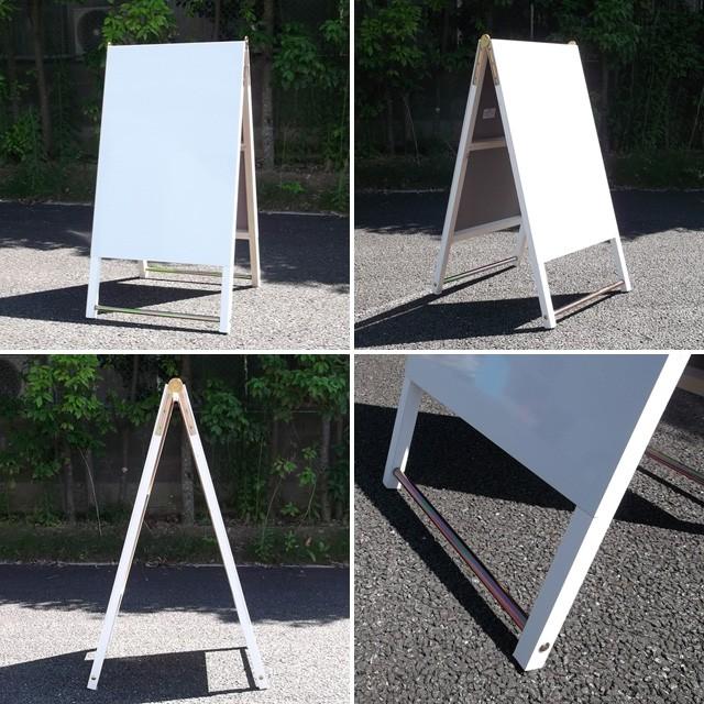 木枠A型スタンド看板(M)部分写真