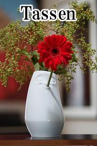Tassen 花瓶