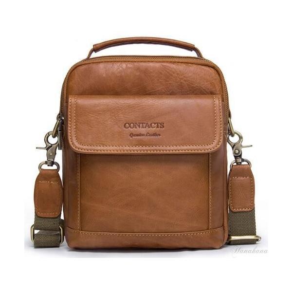 バッグ 本革 ショルダーバッグ ビジネスバッグ メッセンジャーバッグ メンズバッグ 牛革 カジュアル バッグ 斜めがけ バッグ 鞄 メンズ鞄 斜めがけ おしゃれ|8787-store|07