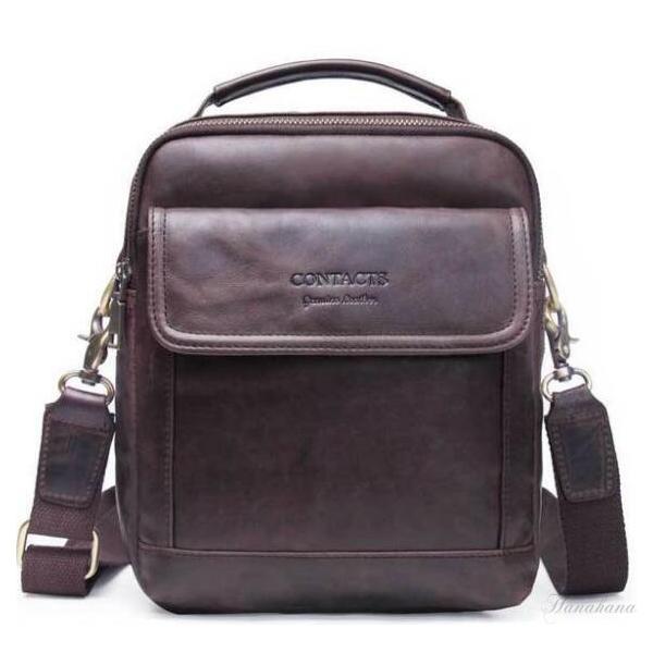 バッグ 本革 ショルダーバッグ ビジネスバッグ メッセンジャーバッグ メンズバッグ 牛革 カジュアル バッグ 斜めがけ バッグ 鞄 メンズ鞄 斜めがけ おしゃれ|8787-store|09