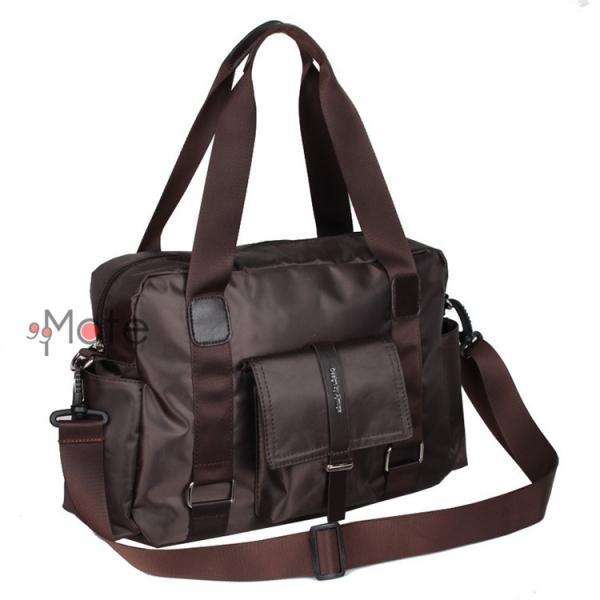 トートバッグ バッグ メンズ ショルダーバッグ カジュアル ナイロン かばん アウトドア 通勤 通学|99mate|07