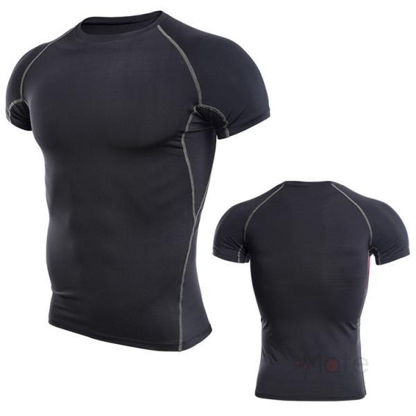 コンプレッションウェア 半袖 メンズ Tシャツ スポーツウェア スポーツシャツ 夏 インナー 加圧シャツ アンダー トレーニングウェア セール|99mate|25