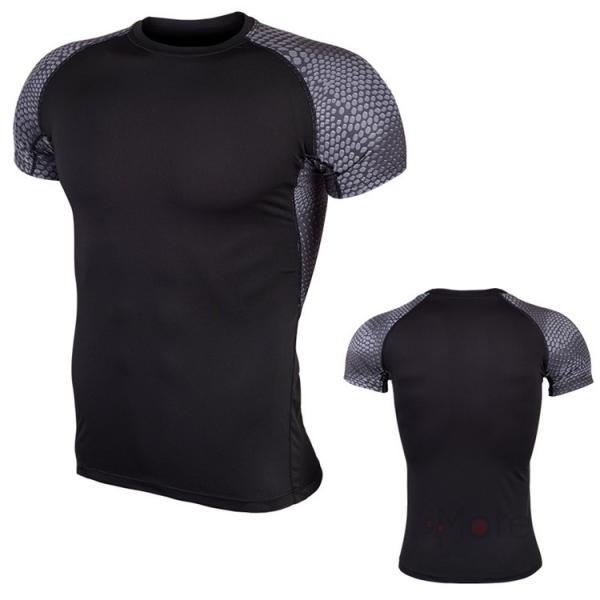 コンプレッションウェア 半袖 メンズ Tシャツ スポーツウェア スポーツシャツ 夏 インナー 加圧シャツ アンダー トレーニングウェア セール|99mate|26