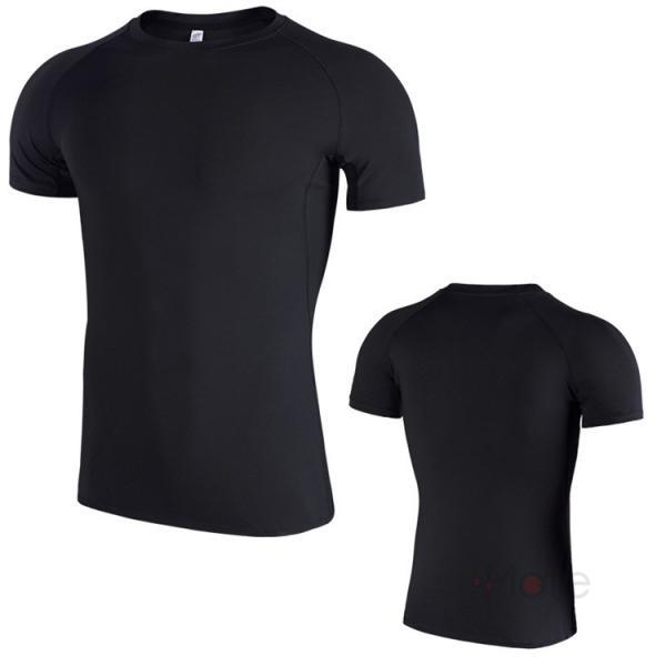 コンプレッションウェア 半袖 メンズ Tシャツ スポーツウェア スポーツシャツ 夏 インナー 加圧シャツ アンダー トレーニングウェア セール|99mate|19