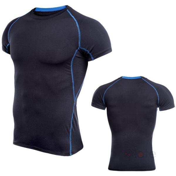 コンプレッションウェア 半袖 メンズ Tシャツ スポーツウェア スポーツシャツ 夏 インナー 加圧シャツ アンダー トレーニングウェア セール|99mate|23