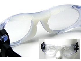SWANS(スワンズ) EYE-GUARD(アイガード) 大人用 スポーツ専用メガネ SVS-500N