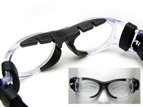 SWANS(スワンズ) EYE-GUARD(アイガード) 子供用 スポーツ専用メガネ SVS-600