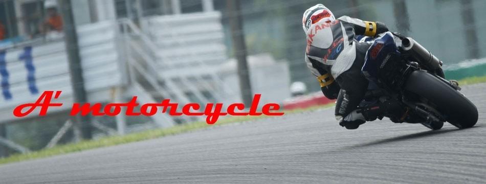 A-dash motorcycle